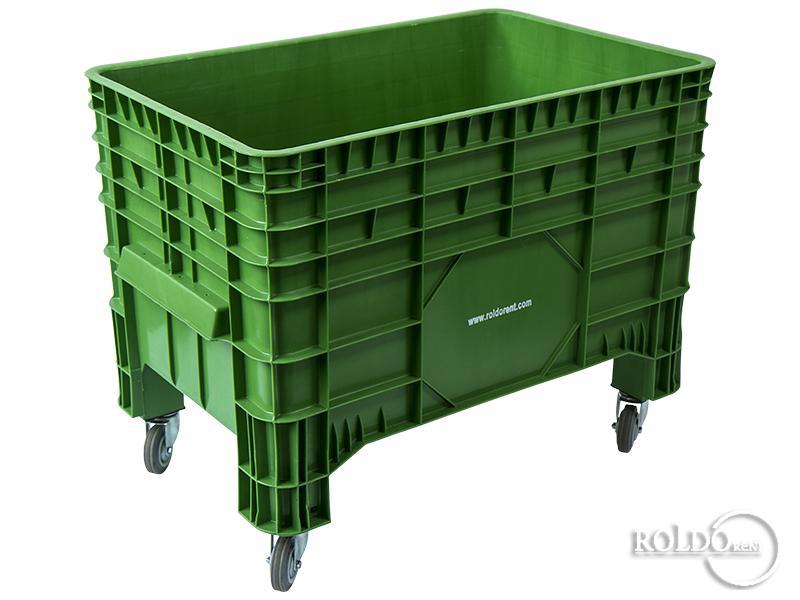Rollbox kunststoff  Rollbox - Roldo Rent