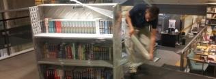 Verhuizing Boekhandel Donner uitgevoerd door Mondial Van der Velde 't Veentje
