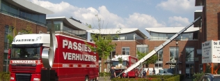 Relocation UL Europe carried out by Passies Veenendaal