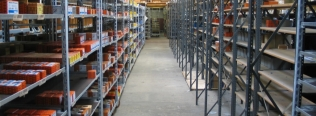 Warehouse relocation carried out by Van Noort Bedrijven BV